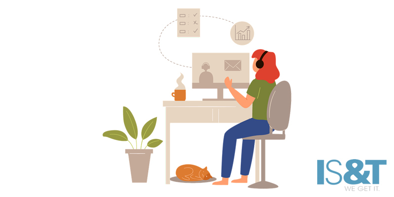 Work From Home w/ Remote Access