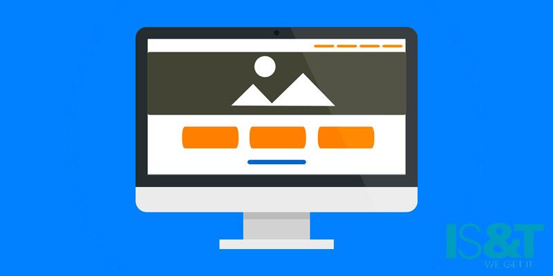 Web Design Monitor